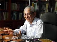"""Giáo sư Phan Huy Lê: """"Sử học không vận dụng khoa học và công nghệ là tự giam mình"""""""