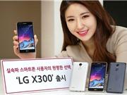 LG ra mắt smartphone tầm trung chạy hệ điều hành Android 7.0