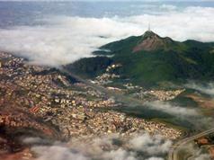 """""""Điểm danh"""" 10 thành phố đông dân nhất Brazil"""