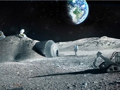 Con người có thể lên Mặt Trăng sinh sống vào năm 2024