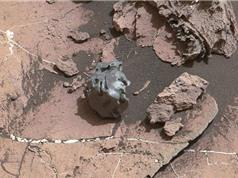 Phát hiện thiên thạch kim loại cực hiếm trên sao Hỏa