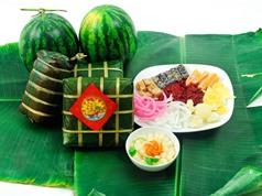 Những món ăn bổ dưỡng ngày Tết