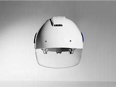 Clip: Mũ bảo hiểm thông minh dành cho công nhân, giá 15.000 USD