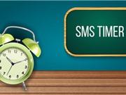 Hướng dẫn hẹn giờ nhắn tin chúc mừng năm mới trên thiết bị Android