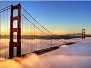 """Vẻ đẹp của cây cầu """"hot"""" nhất nước Mỹ"""