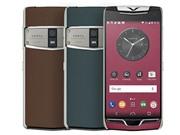 """Vertu trình làng smartphone cấu hình """"khủng"""", hỗ trợ 2 SIM"""