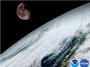 Vệ tinh tỷ USD của NASA gửi ảnh chụp Trái Đất sống động