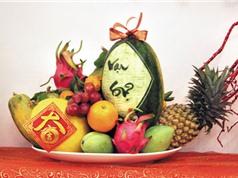 Ý nghĩa của các loại trái cây trong mâm ngũ quả ngày Tết