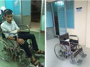 Xe lăn điều khiển bằng sóng não giúp người bại liệt tự di chuyển