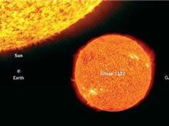 Phát hiện hành tinh gần Hệ Mặt trời có bầu khí quyển và chứa nước