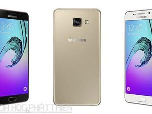 Đầu năm mới, Samsung Galaxy A7 2016 giảm giá hấp dẫn