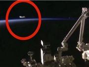 NASA bị tố cắt hình UFO vọt qua trạm Vũ trụ Quốc tế