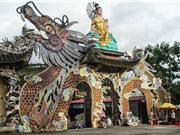 Ngắm ngôi chùa độc đáo bậc nhất ở Đà Lạt