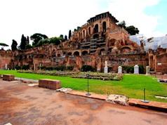 Vẻ đẹp cổ kính của ngọn đồi Palatine