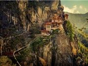 Chiêm ngưỡng vẻ đẹp của tu viện nằm trên vách núi