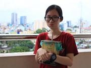 Sinh viên Việt sáng chế thùng nén rác thông minh