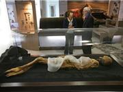 """Phát hiện ra căn bệnh nghiệm trọng trong xác ướp """"Công chúa Altai"""""""