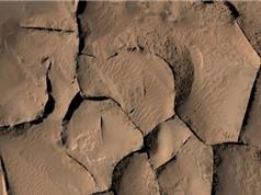 NASA công bố phát hiện mới về bề mặt sao Hỏa