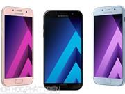 Samsung công bố giá bán Galaxy A5, A7 2017 ở Việt Nam