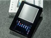 Xuất hiện tablet hiển thị chữ nổi cho người mù