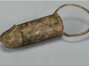 Đồ chơi tình dục của quý tộc trong cổ mộ 2.000 năm