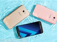 5 đối thủ đáng gờm của Samsung Galaxy A5 2017 tại Việt Nam