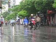 Dự báo thời tiết: Không khí lạnh tăng cường, mưa trên nhiều tỉnh thành trong cả nước