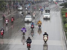 Dự báo thời tiết: Miền Bắc và miền Trung mưa, Nam Bộ nhiều nơi có nắng