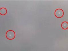 Biệt đội UFO bí ẩn trên bầu trời biên giới Mỹ - Mexico