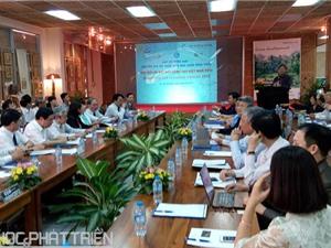 Hội thảo quốc tế về đổi mới sáng tạo Việt Nam 2017