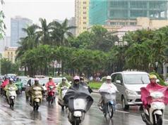 Dự báo thời tiết: Hà Nội chiều tối có mưa, Bắc Bộ có nơi dưới 10 độ C