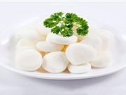 Những bài thuốc chữa bệnh thần kỳ từ của cải trắng