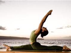Tăng ham muốn tình dục nhờ... yoga