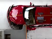 Tesla Model S không được xếp hạng an toàn cao
