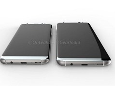 Hé lộ dung lượng pin của Samsung Galaxy S8 và S8 Plus