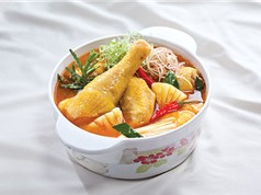 Cuối tuần - thử vào bếp làm món lẩu gà Thái Lan