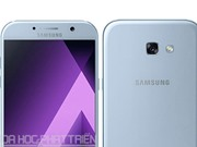 Samsung công bố giá bán Galaxy A3 2017 ở Việt Nam