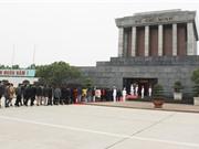 Bộ KH&CN tổ chức Lễ dâng hương tưởng niệm Chủ tịch Hồ Chí Minh và các Anh hùng liệt sĩ