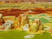 Cận cảnh vẻ đẹp của vùng đất khắc nghiệt nhất thế giới