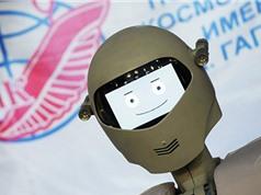 Nga phát triển công nghệ điều khiển robot trong không gian