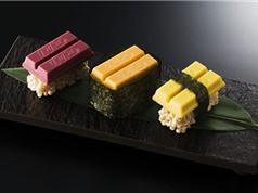 Món sushi độc đáo dành cho ngày lễ Tình yêu Valentine