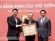 Đại học FPT nhận Bằng khen của Thủ tướng Chính phủ