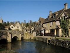 10 ngôi làng đẹp nhất Vương quốc Anh