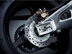 Honda phát triển công nghệ phanh tự động cho môtô