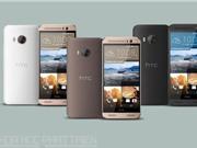 Smartphone màn hình 2K, camera 20 MP của HTC giảm giá hấp dẫn