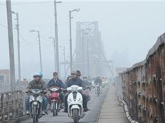 Hà Nội còn tiếp tục có sương mù