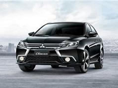 Mitsubishi giới thiệu xe Grand Lancer thế hệ mới