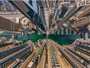 """""""Phát sốt"""" với những công trình kiến trúc được chụp trên cao"""