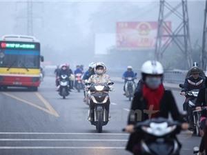 Bắc Bộ và Bắc Trung Bộ tiếp tục xuất hiện sương mù, trời rét