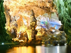 Động Phong Nha lọt top 10 hang động đẹp nhất thế giới